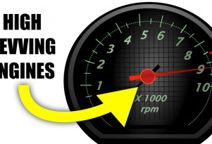 Engineering Explained talks about high-revving engines