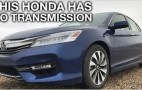 How the Honda Accord Hybrid can behave like a Koenigsegg