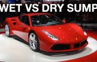 The differences between wet and dry sump oil systems