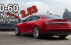 No, the Tesla Model S P100D doesn't do 0-60 in 2.28 seconds