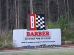 Entry to Barber Motorsports Park - INDYCAR Photo