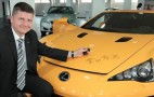 Toyota CEO Signs LFA Nürburgring Edition Bought By Lexus Dealer In Germany