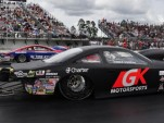 Erica Enders in action against Shane Gray - Anne Proffit photo