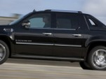 Escalade EXT tops list of most likely stolen luxury cars
