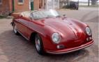 VIDEO: Electric 1957 Porsche 356 Speedster Replica