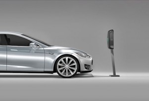 Wireless electric-car charging: perfect for automated parking?