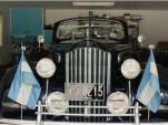 Evita Perón 1939 Packard Super Eight Derham Phaeton