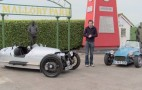 Battle Of The Lightweight Retro Brits: Morgan 3-Wheeler Vs. Caterham Seven 160