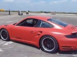 EVOMS EVT1500 Porsche 911 TT at the Texas Mile