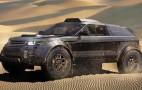 Range Rover Evoque To Tackle Dakar Rally In 2013