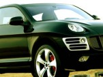 Exclusive: The 2-door Porsche Cayenne