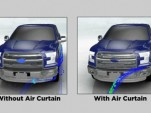 F-150 Air Curtains