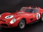 F1 cars net $6m at Ferrari auction, 1962 330 TRI/FM Testa Rosa Spyder nets $10m
