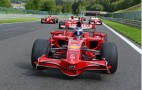 Ferrari Forms New Sporting Activities Department