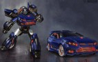 Meet Falcatron, The Ford Falcon-Based Transformer