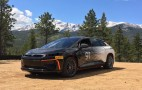 Faraday Future highlights FF 91's dynamic qualities, confirms 2017 Pikes Peak entry