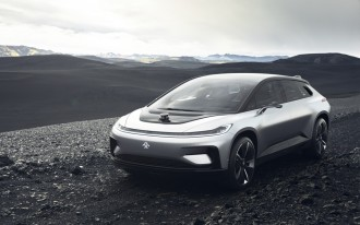 Faraday unveils FF 91 electric car: can it salvage the company's future?