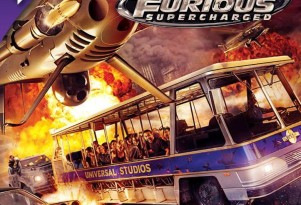 Fast and Furious - Supercharged ride at Universal Studios Hollywood