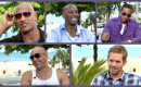 """""""Fast and Furious"""" cast members recall their first cars"""