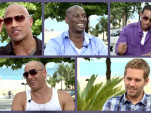 """Fast and Furious"" cast members recall their first cars"