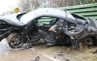 Fatal Audi R8 crash