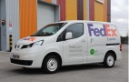 Nissan, FedEx To Trial Nissan NV200 Electric Vans In London