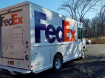 FedEx Workhorse Plug Power fuel-cell delivery truck