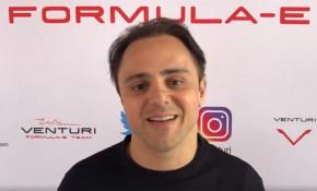 Felipe Massa Formula E announcement on May 15, 2018