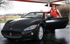 Fernando Alonso Gets 2010 Maserati GranTurismo Convertible As Daily Driver