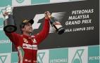 Alonso Wins For Ferrari At Formula 1 Malaysian Grand Prix