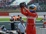 Fernando Alonso wins 2011 Formula 1 British Grand Prix