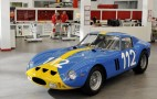 Damaged 250 GTO owned by billionaire Christopher Cox restored by Ferrari Classiche