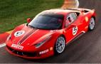 Ferrari Unveils Italia 458 Challenge Race Car
