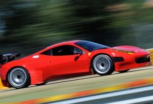 Ferrari 458 Italia Grand Am race car
