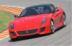 Ferrari 599 GTO revealed ahead of 2010 Beijing auto show