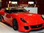 Ferrari 599X concept