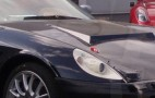 Spy Shots: Updated Ferrari 612 Scaglietti With New V-12 In The Works?