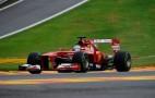 Formula One Belgian Grand Prix Weather Forecast