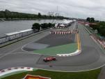 Ferrari at the 2013 Formula One Canadian Grand Prix