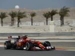 Ferrari at the 2014 Formula One Bahrain Grand Prix