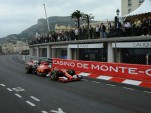 Ferrari at the 2014 Formula One Monaco Grand Prix