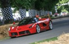 Ferrari Patents More Accurate Steering System