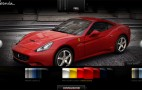 Ferrari Launches Online Configurator For California