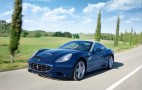 2013 Ferrari California Hits The Hills Of Maranello: Video