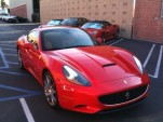 Ferrari California: Live From, Er, California