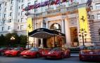 Ferrari valued at $9.8 billion, shares start trading today