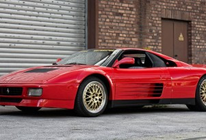 Ferrari Enzo prototype for sale. Photos via Modena Motorsport.