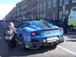 Ferrari F12 tdf at 2016 Gumball 3000