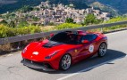 Official details on the one-off Ferrari F12 TRS