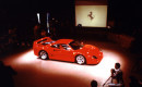 Ferrari F40 debut at the Civic Center in Maranello, Italy - July 21, 1987